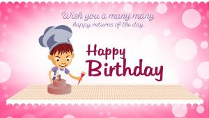 Birthday Wishes For My Male Friend