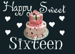 40+ Best Happy 16th Birthday Wishes (Quotes, Status, Greetings, Messages) 4