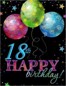 40+ Best Happy 18th Birthday  Wishes (Quotes, Status, Greetings, Messages) 6