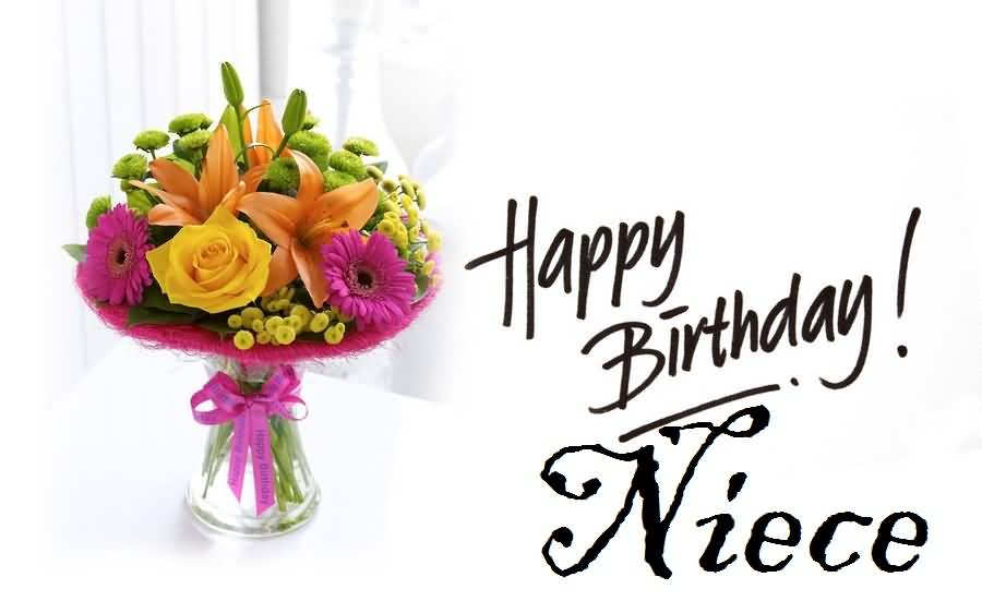 Happy Birthday Niece Images For Facebook ~ Best happy birthday niece wishes quotes status