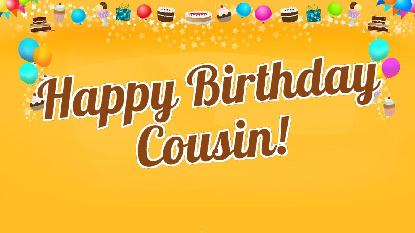 40 Best Happy Birthday Cousin Wishes Quotes Status Happy Birthday Wishes Cousin