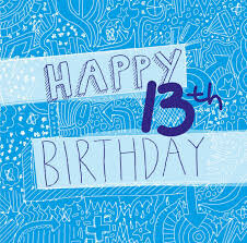 40+ Best Happy 13th Birthday Wishes (Quotes, Status, Greetings, Messages) 2