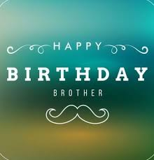 Brother Wishes happy birthday