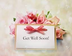 40+ Best Get Well Soon Messages (Quotes, Status, Greetings, Messages) 2