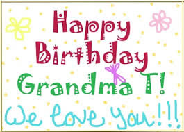 40+ Best Happy Birthday Grandma Wishes (Quotes, Status, Greetings, Messages) 6