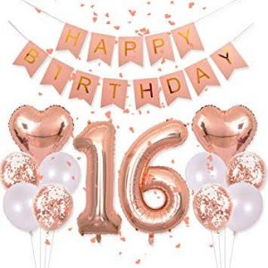 40+ Best Happy 16th Birthday Wishes (Quotes, Status, Greetings, Messages) 2