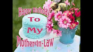 40+ Best Happy Birthday Mother in law Wishes (Quotes, Status, Greetings, Messages) 6