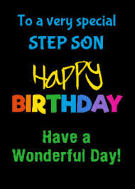 40+ Best Happy Birthday Stepson Wishes (Quotes, Status, Greetings, Messages) 1